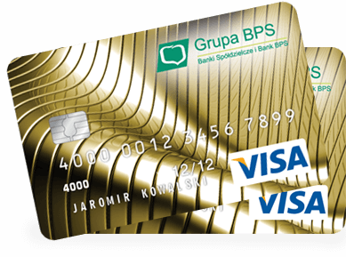 Karta kredytowa Visa Business Gold