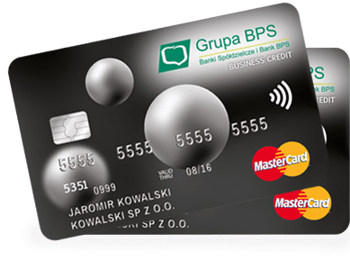 Karta kredytowa World Mastercard Business