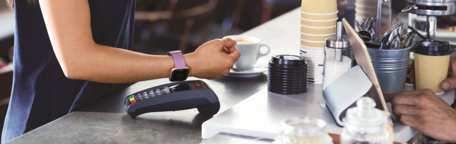 Fitbit Pay / Garmin Pay